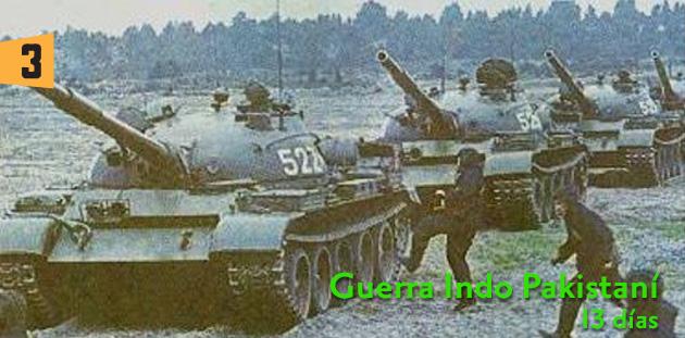3 Guerra Indo-Pakistaní